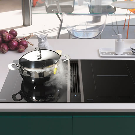 WIN Mythos hobs and extractor from Franke worth £3169