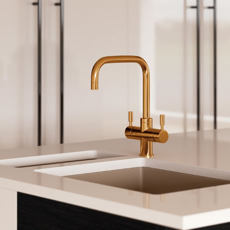 Win a Franke Omni Contemporary 4-in-1 tap worth £1600