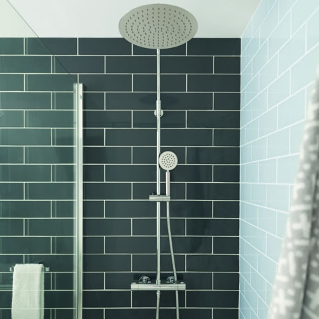 Win A Velo adjustable rigid riser shower from Vado worth £575